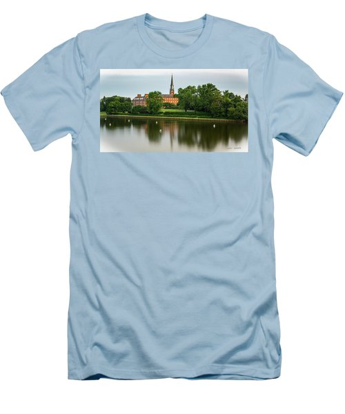 St Mary's Men's T-Shirt (Athletic Fit)