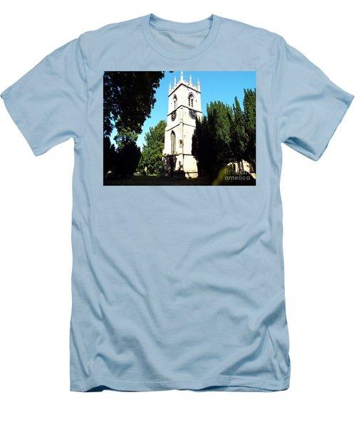 St. Michael's,rossington Men's T-Shirt (Athletic Fit)