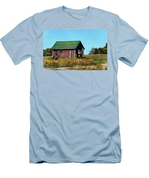 Standing Silent Men's T-Shirt (Athletic Fit)