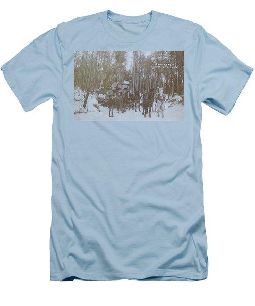 Star Load Men's T-Shirt (Athletic Fit)
