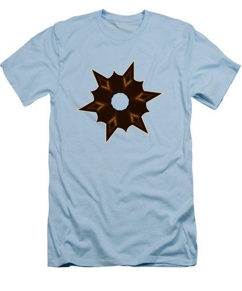 Star Record No. 2 Men's T-Shirt (Slim Fit) by Stephanie Brock