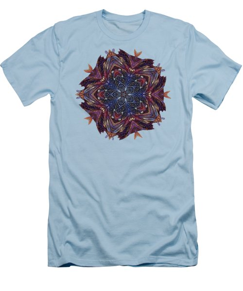 Start Of Paisley Patterns Men's T-Shirt (Athletic Fit)