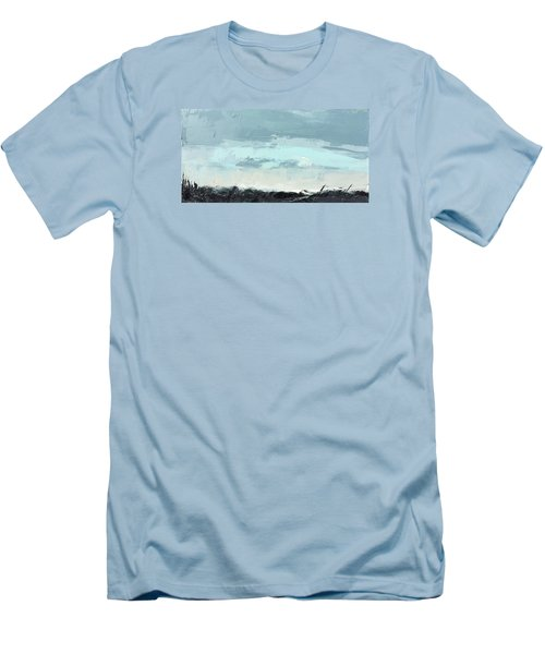 Still. In The Midst Men's T-Shirt (Slim Fit) by Nathan Rhoads