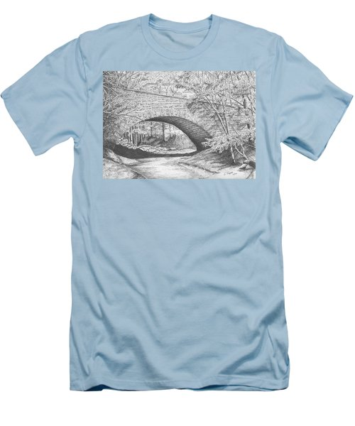 Stone Bridge Men's T-Shirt (Athletic Fit)