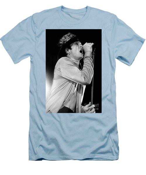 Stp-2000-scott-0930 Men's T-Shirt (Slim Fit) by Timothy Bischoff