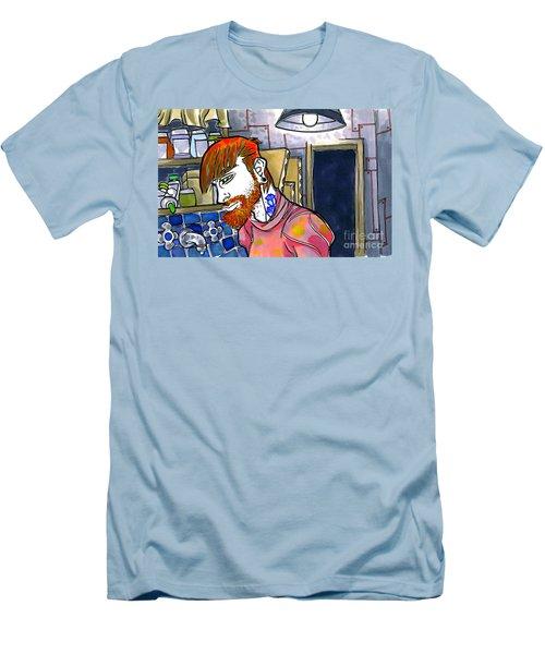 Studio Time Men's T-Shirt (Athletic Fit)