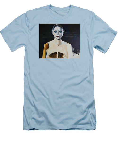 Study II Men's T-Shirt (Slim Fit) by Jean Cormier