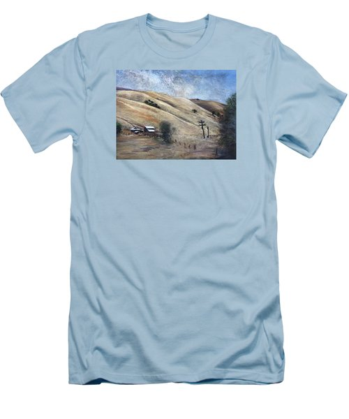 Summer Comes Early Men's T-Shirt (Athletic Fit)