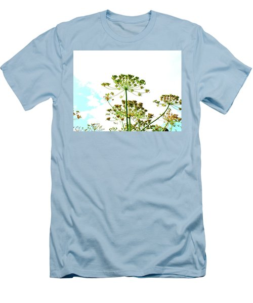Summer Sky Men's T-Shirt (Athletic Fit)
