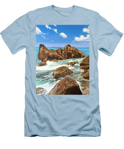 Summerfling Men's T-Shirt (Slim Fit)