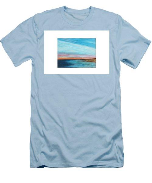 Sun Sliver Men's T-Shirt (Athletic Fit)