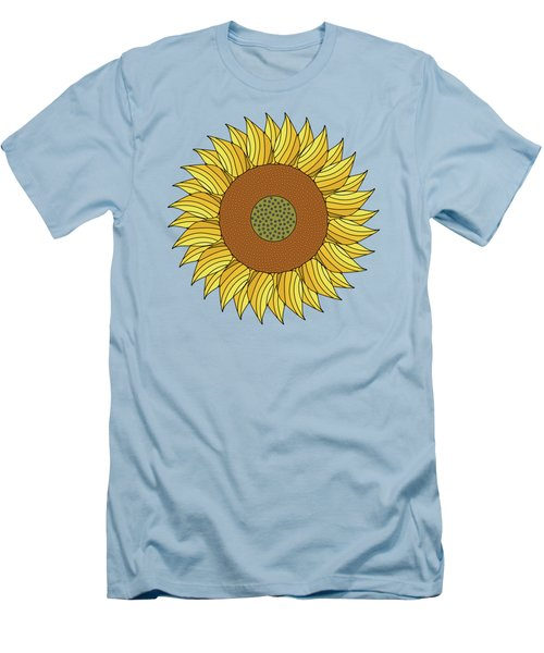 Sunny Day Men's T-Shirt (Slim Fit) by Absentis Designs