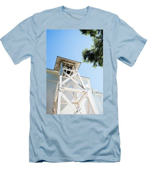 Men's T-Shirt (Slim Fit) featuring the photograph Sunny Game Day In Athens by Parker Cunningham