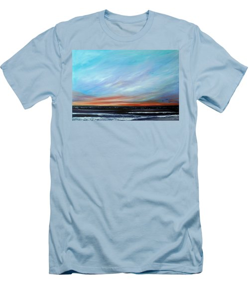 Sunrise And The Morning Star Eastern Shore Men's T-Shirt (Athletic Fit)