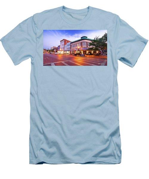 Sunrise In Annapolis Men's T-Shirt (Athletic Fit)