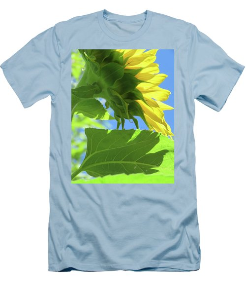 Sunshine In The Garden 19  Men's T-Shirt (Athletic Fit)