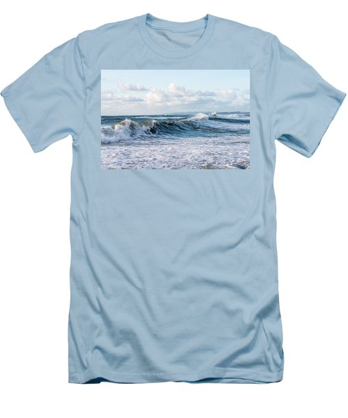 Surf And Sky Men's T-Shirt (Athletic Fit)