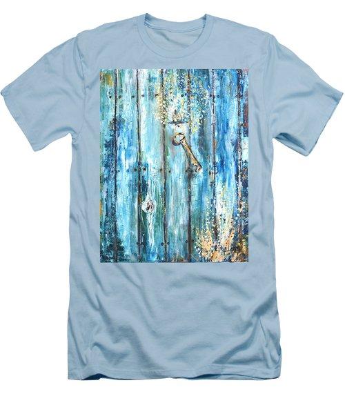 Surviving Time Men's T-Shirt (Athletic Fit)