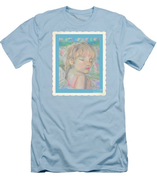 Men's T-Shirt (Slim Fit) featuring the photograph Sweet Dreams by Shirley Moravec