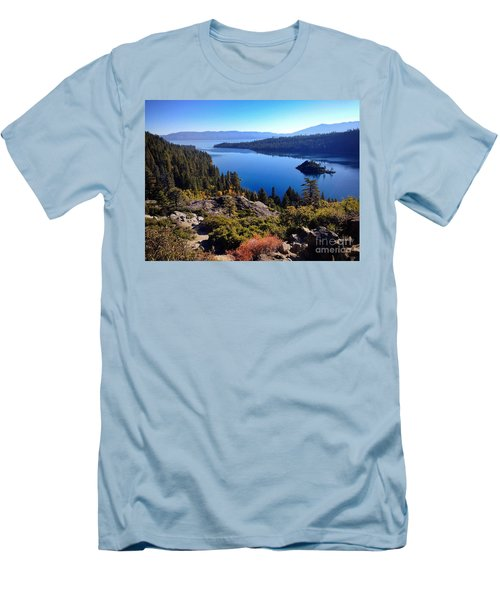 Tahoe Men's T-Shirt (Athletic Fit)