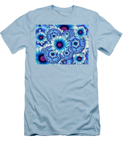 Talavera Alejandra Men's T-Shirt (Slim Fit) by Christopher Beikmann