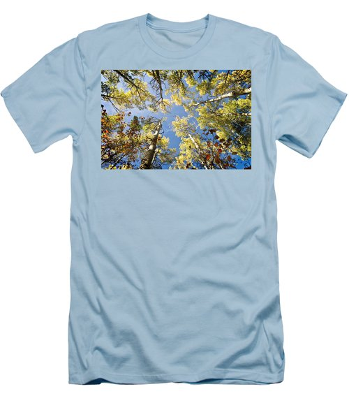Look Up Men's T-Shirt (Athletic Fit)