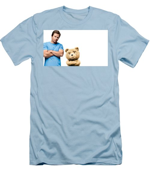 Ted 2 Men's T-Shirt (Athletic Fit)