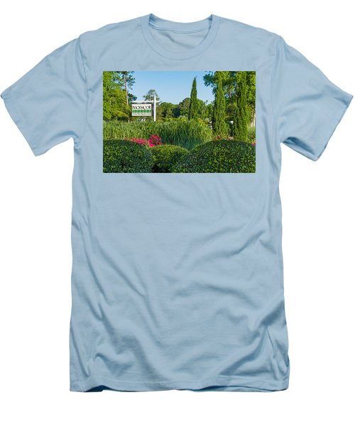 Tee Off Men's T-Shirt (Athletic Fit)