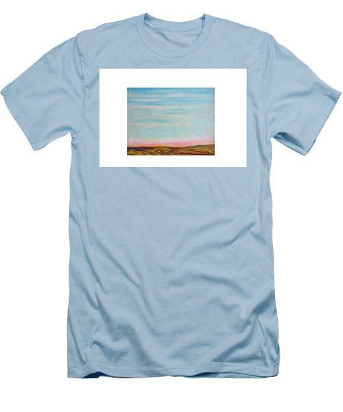 Terraced By Nature Men's T-Shirt (Athletic Fit)
