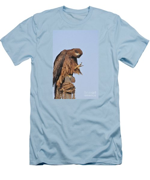 Thanks To All Nature Lovers  Men's T-Shirt (Athletic Fit)