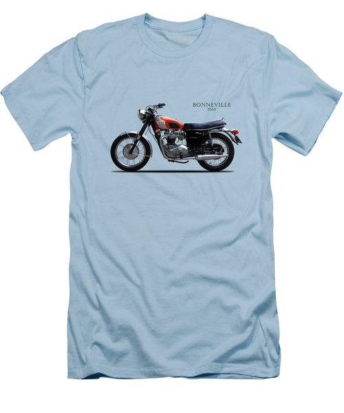 The 69 Bonnie Men's T-Shirt (Slim Fit) by Mark Rogan