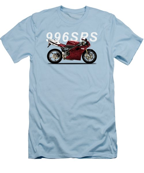 The 996 Sps Men's T-Shirt (Slim Fit) by Mark Rogan