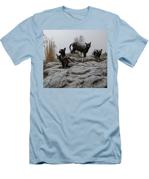 The Cats Men's T-Shirt (Athletic Fit)