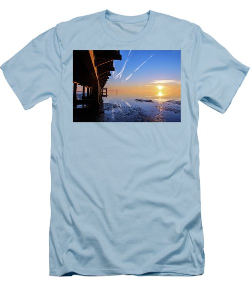 Men's T-Shirt (Slim Fit) featuring the photograph The Chosen by Thierry Bouriat