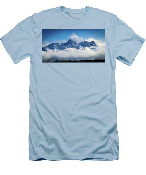 The Chugachs Men's T-Shirt (Athletic Fit)