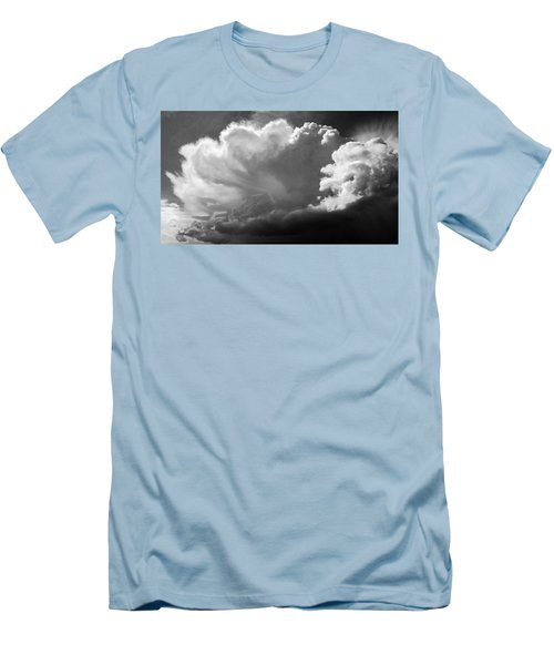 The Cloud Gatherer Men's T-Shirt (Slim Fit) by John Bartosik