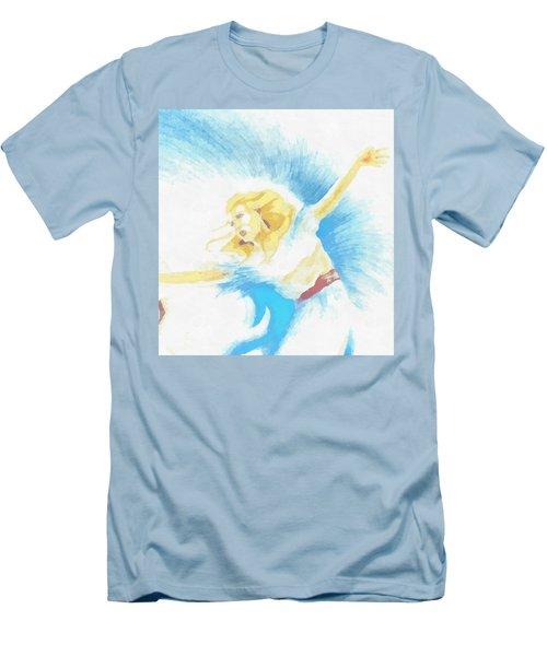 The Dancer Men's T-Shirt (Slim Fit) by Mario Carini