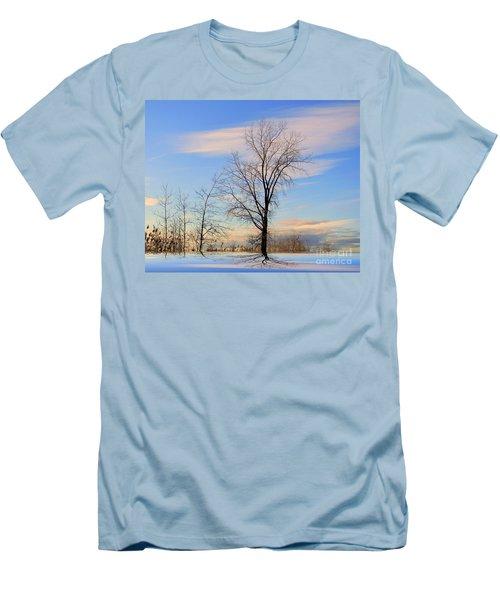 The Delight Men's T-Shirt (Slim Fit) by Elfriede Fulda