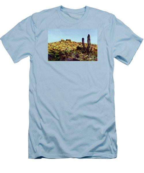 The Desert Place Men's T-Shirt (Athletic Fit)