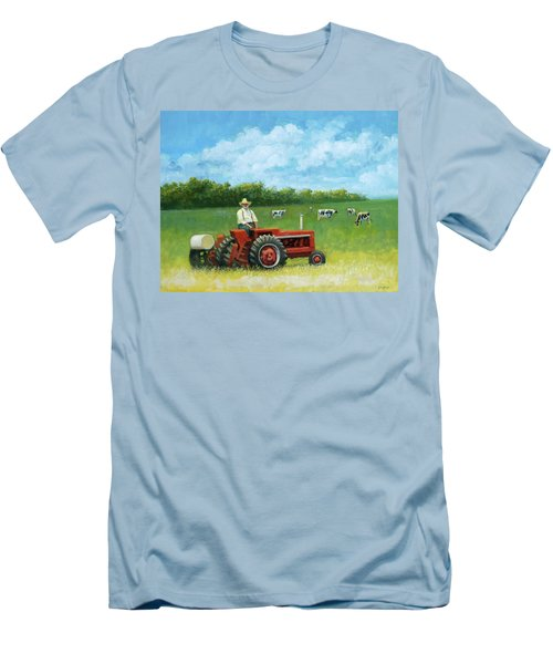 The Farmer Men's T-Shirt (Athletic Fit)
