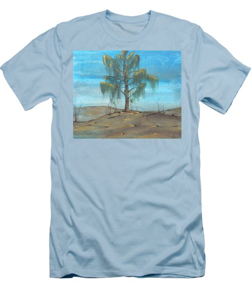 The Feather Tree Men's T-Shirt (Athletic Fit)