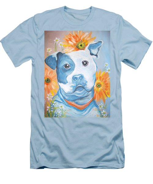 The Flower Pitt Men's T-Shirt (Slim Fit)