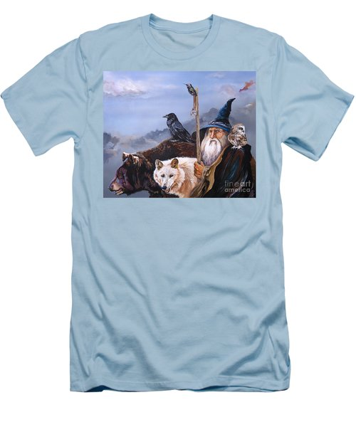 The Grand Parade Men's T-Shirt (Athletic Fit)