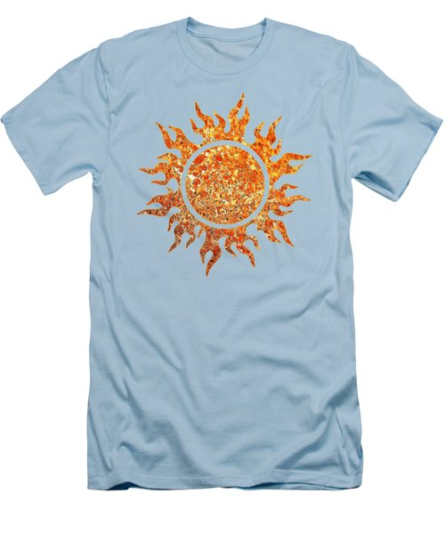 The Great Ball Of Fire Men's T-Shirt (Athletic Fit)