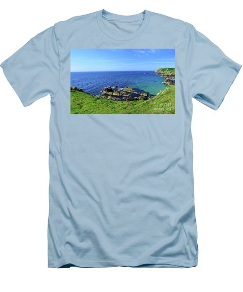 The Greater Saltee Island Men's T-Shirt (Athletic Fit)