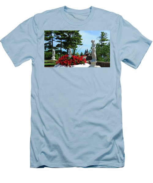The Italian Garden Men's T-Shirt (Athletic Fit)