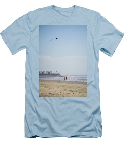 The Kite Fliers Men's T-Shirt (Athletic Fit)