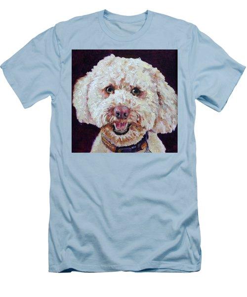 The Labradoodle Men's T-Shirt (Athletic Fit)