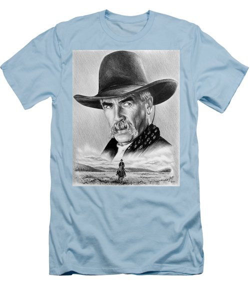 The Lone Rider Men's T-Shirt (Athletic Fit)