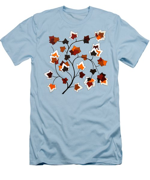 The Magnolia House Rules Remix Men's T-Shirt (Slim Fit) by Oliver Johnston